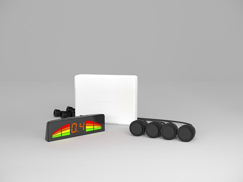 AAALINE LED-14 Inside (Парктроник - 4 датчика)