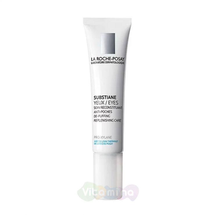 La Roche-Posay Substiane Yeux Восстанавливающее средство для зрелой кожи вокруг глаз, 15 мл