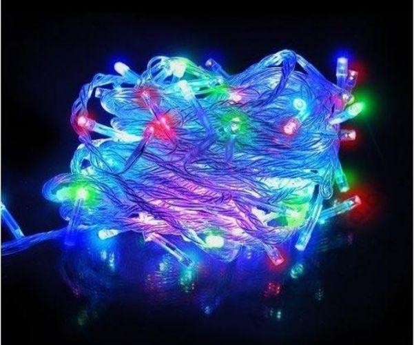 Светодиодная гирлянда 180 LED, 12 м