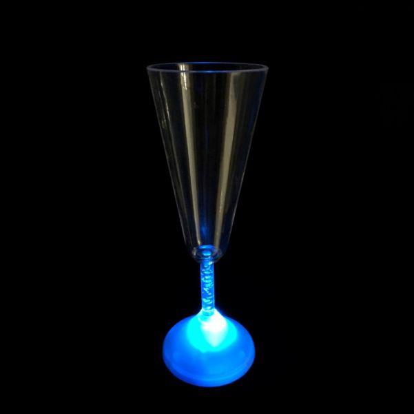 Светящийся бокал для шампанского, 1 шт