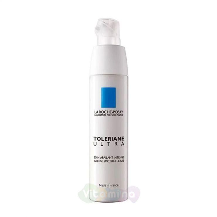 La Roche-Posay Toleriane Интенсивный успокаивающий крем для чувствительной и склонной к аллергии кожи, 40 мл