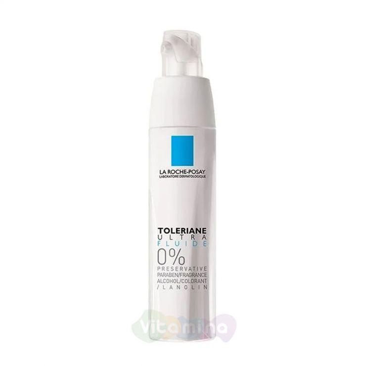 La Roche-Posay Toleriane Ultra Fluide Интенсивный успокаивающий уход для сверхчувствительной и аллергичной кожи, 40 мл