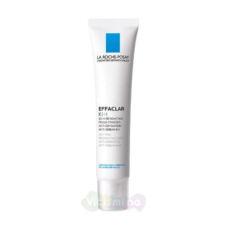 La Roche-Posay Effaclar K(+) Корректирующая эмульсия для жирной кожи, 40 мл