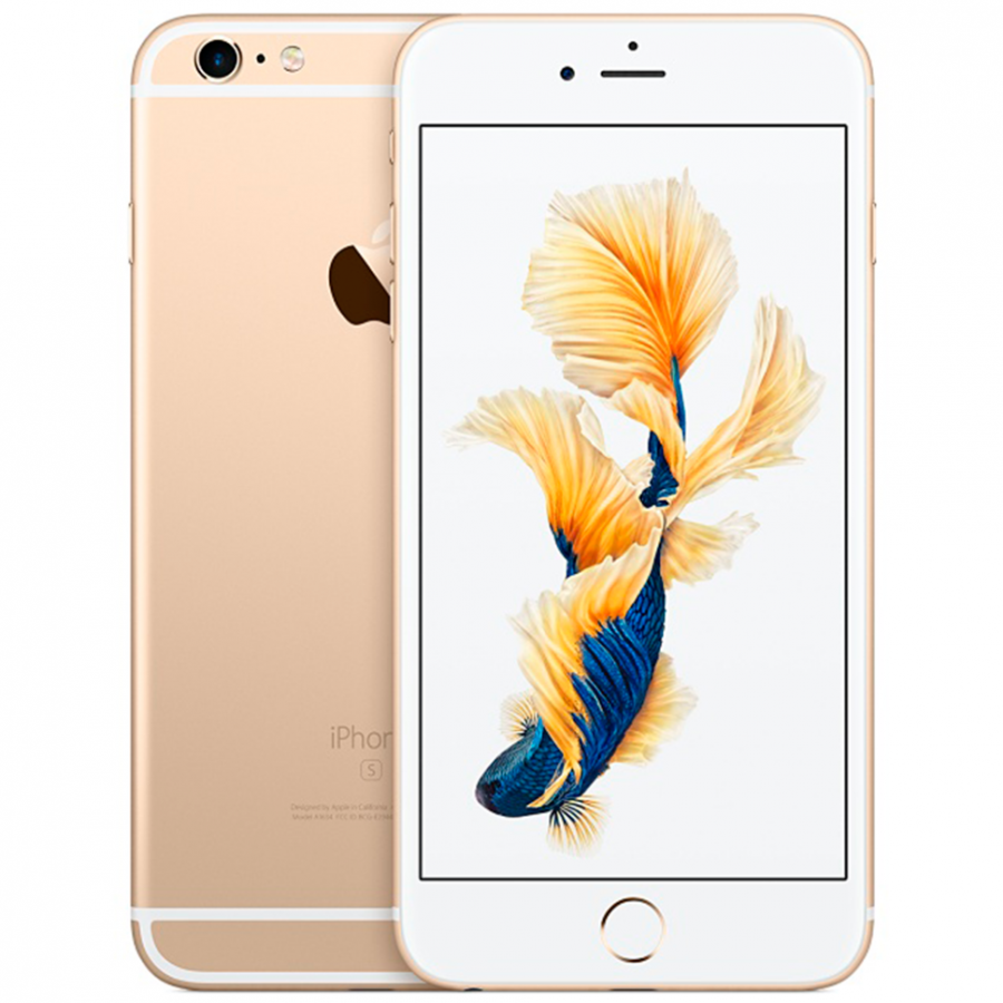 Смартфон Apple iPhone 6s Plus 128GB (золотистый)