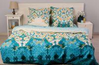 Поплин 1.5 спальный [в ассортименте] Императрица постельное белье