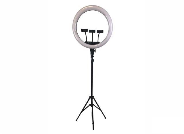 Кольцевая LED лампа 45см