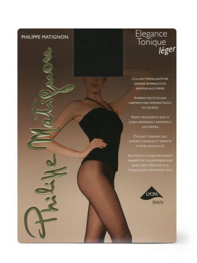 колготки PHILIPPE MATIGNON Elegance Tonique Leger 15