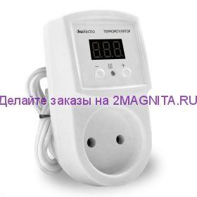 Терморегулятор ТЕРМО-1 на 10 А,