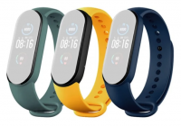 Ремешок Xiaomi Mi Smart Band 5 Strap (3 pack) BHR4640GL
