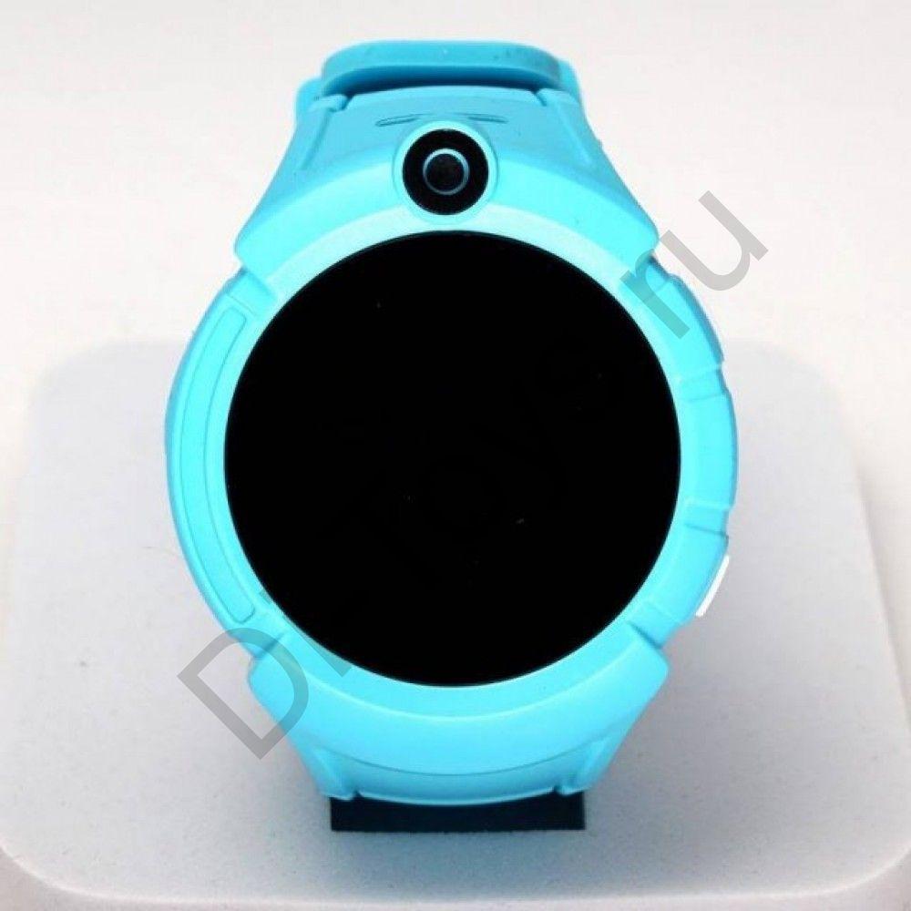 Умные детские часы Smart Baby Watch Q610 (голубые)