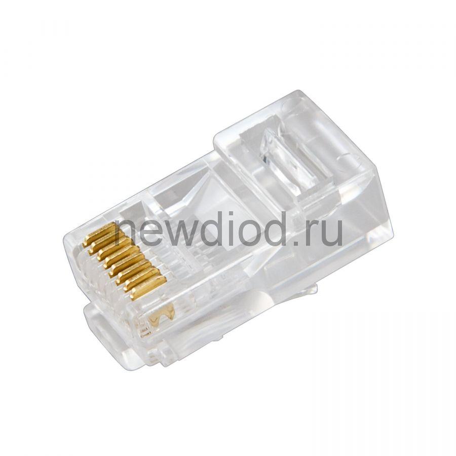 PROconnect Разъем RJ-45(8P8C) под витую пару, UTP, категория 5e