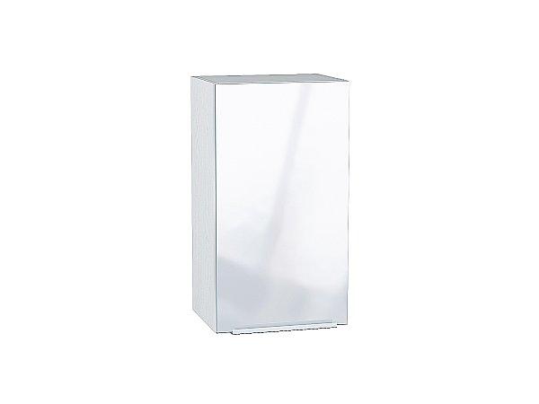 Шкаф верхний Фьюжн В400 (Angel)