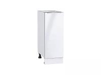 Шкаф нижний с 1-ой дверцей Фьюжн Н300 в цвете Angel