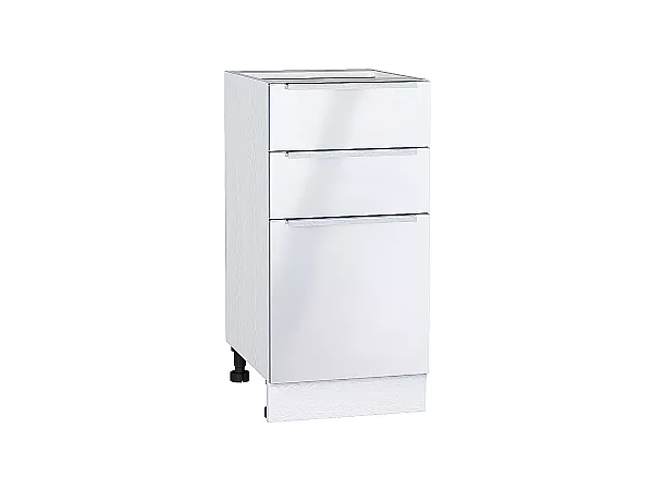 Шкаф нижний Фьюжн Н403 (Angel)