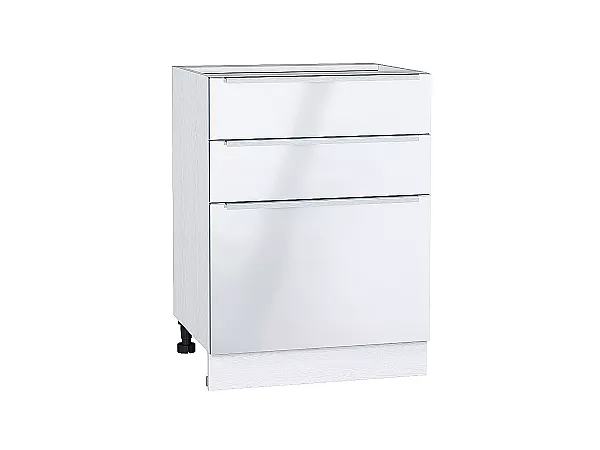 Шкаф нижний Фьюжн Н603 (Angel)