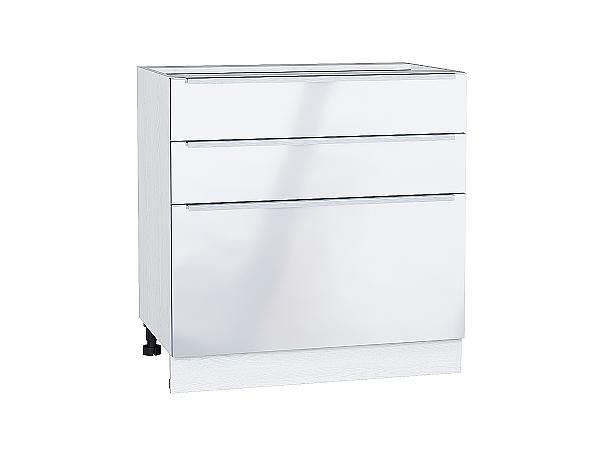 Шкаф нижний Фьюжн Н803 (Angel)