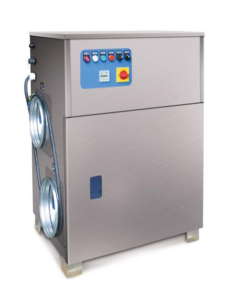 Адсорбционный осушитель воздуха DanVex AD-1500