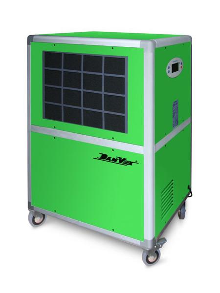 Промышленный осушитель воздуха DanVex DEH-1600i