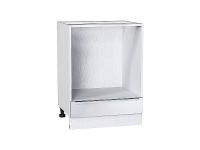 Шкаф нижний под духовку Фьюжн НД600 в цвете Angel