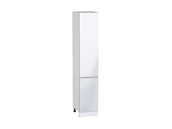 Шкаф пенал Фьюжн ШП400 (Angel)