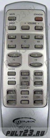 GEMIX RV-04, HT-3020, SV6109