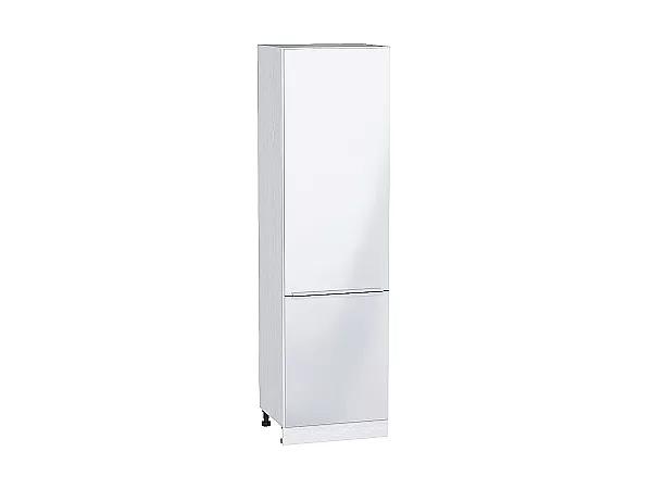 Шкаф пенал Фьюжн ШП600 (Angel)