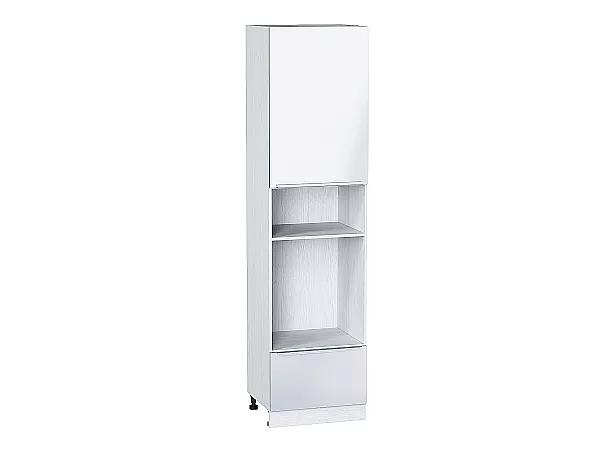 Шкаф пенал под бытовую технику Фьюжн ШП606Н (Angel)