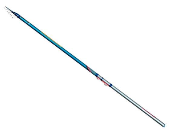 Удилище Mifine Amazon Bolo 700 см / 10 - 40 гр / арт 4033-700