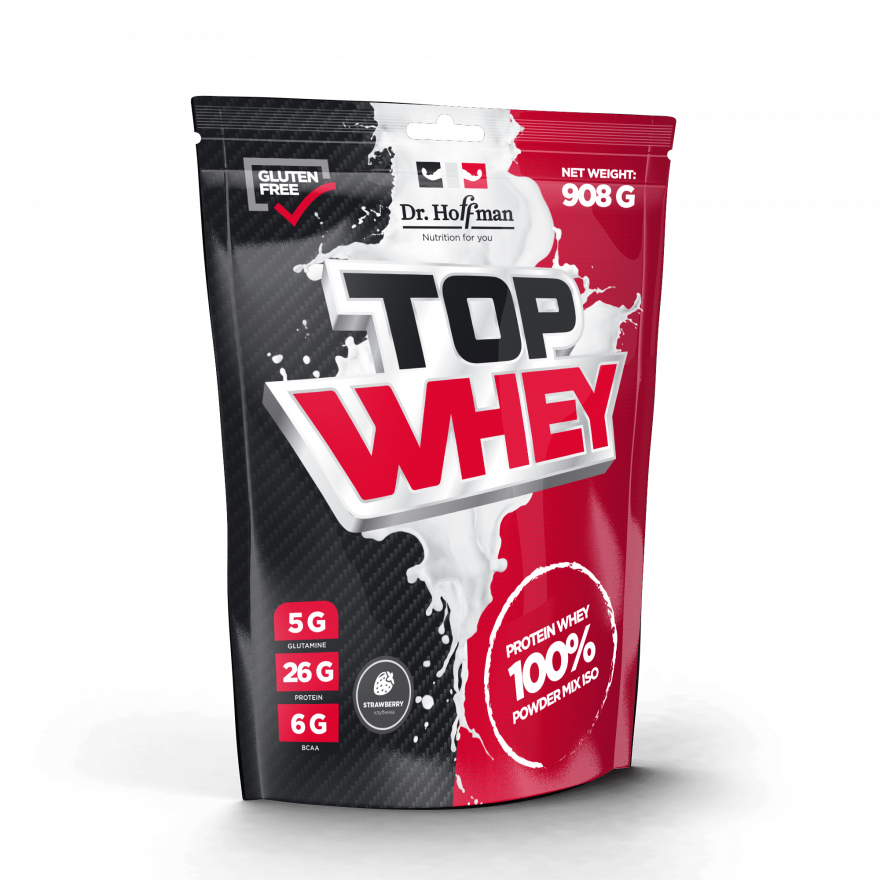Протеин Dr. Hoffman Top Whey 908 gr