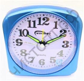 Часы -будильник настол. кварц. Космос 927