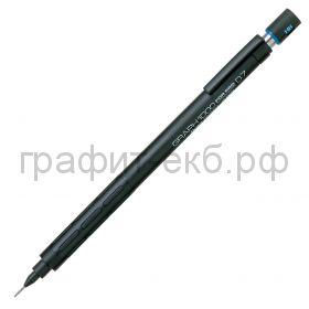 Карандаш мех.0.7мм Pentel Graph1000 forPro PG1007 профессиональный металл.корпус