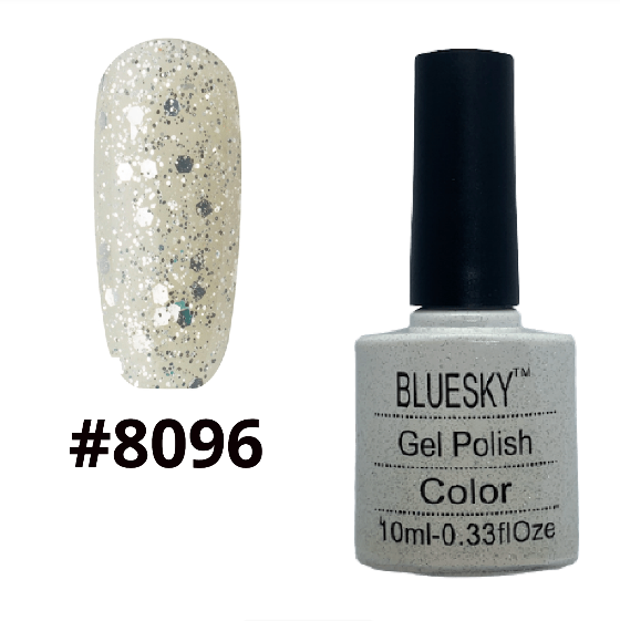 ГЕЛЬ-ЛАК BLUESKY SHELLAC COLOR 10ML №8096
