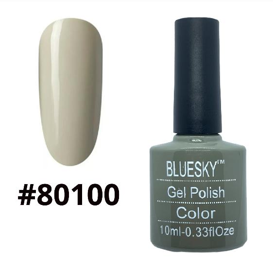 ГЕЛЬ-ЛАК BLUESKY SHELLAC COLOR 10ML №80100