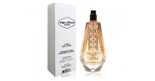 Tester Ange Ou Demon Le Secret Edition BA D'OR 100ml