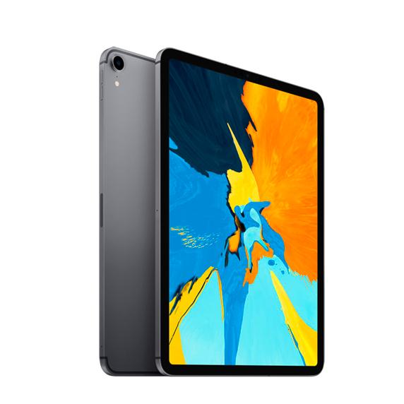 "Apple iPad Pro 11"" 512 ГБ Wi-Fi Cellular «Серый космос»"