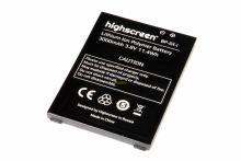 Аккумулятор для телефона Highscreen Boost 2 BP-5X-i 3000mAh
