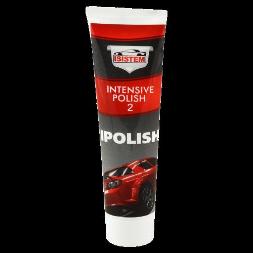 Интенсивная тонко абразивная паста Ipolish IntensivePolish 2 уп. 100 мл