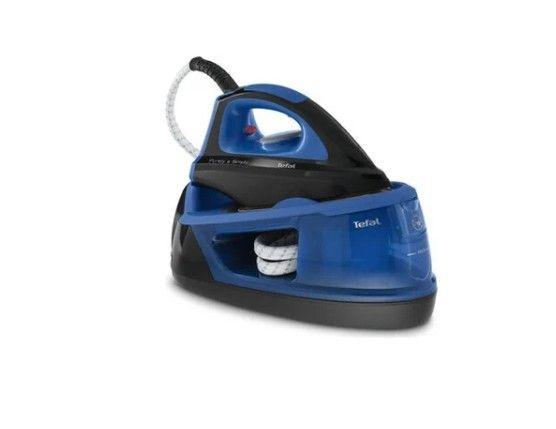 Парогенератор Tefal SV5022E0 синий/черный