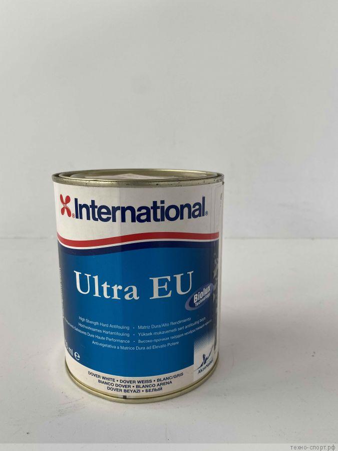Покрытие необрастающее ULTRA EU Белый 0.75L YBB700/0.75L