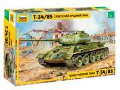 Советский средний танк Т-34/85, Звезда