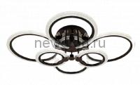 Управляемый светодиодный светильник EUROPA 132W 6R-800х600х125-WHITE/WHITE-220-IP20
