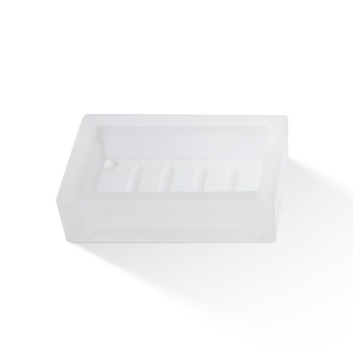 Настольная мыльница для ванной комнаты Decor Walther DW 08167 ФОТО