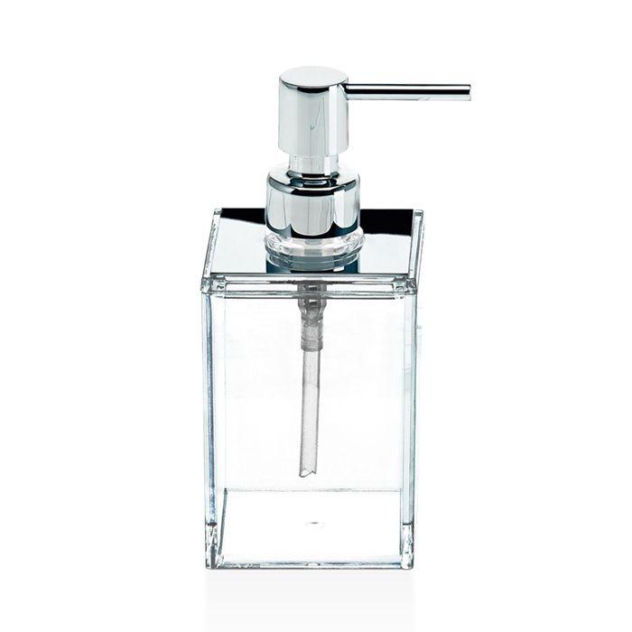 Диспенсер для жидкого мыла Decor Walther SKY SSP 09802 ФОТО