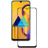 Защитное стекло на Samsung M31s с рамкой