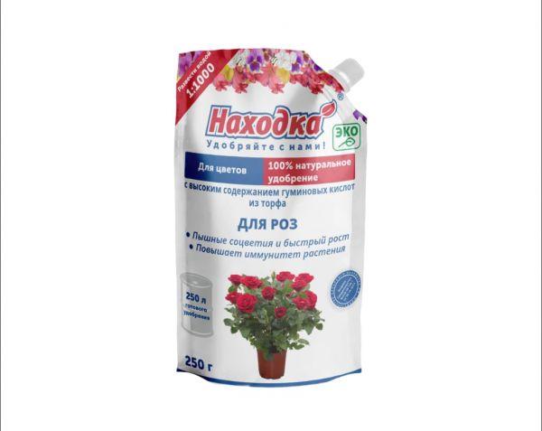 Удобрение для роз. Дой-пак 0.25 кг. Концентрат на 250 литров