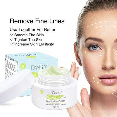 PANSLY ретинол крем 30G питательный освежающий увлажняющий крем Retinol stock уход за кожей лица