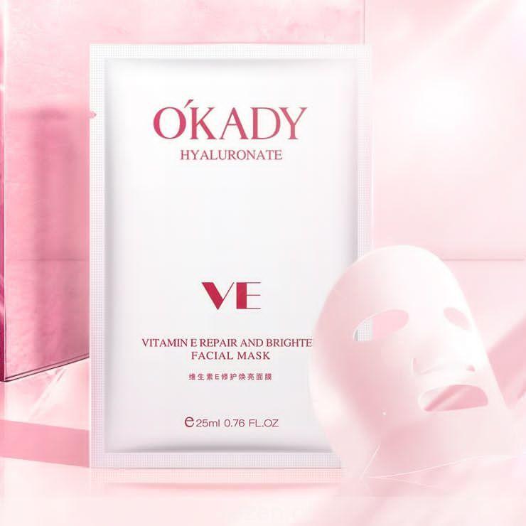Опе витамин Е осветляющая маска для лица увлажняющая макромолекулярная сыворотка для ухода за кожей лица производители