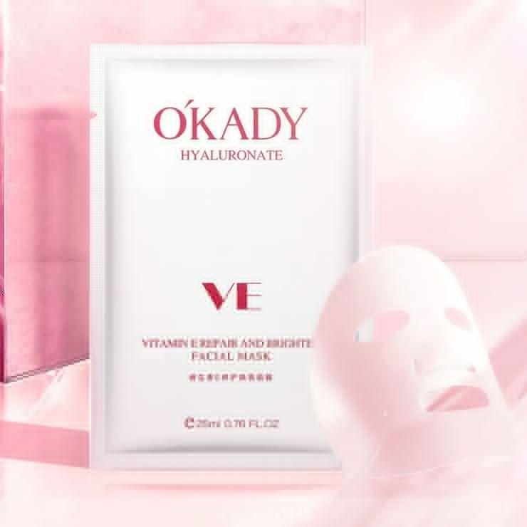 Опе витамин Е осветляющая маска 25 мл * 1 шт увлажняющий увлажняющий осветляющий тон кожи заводская прямая Оптовая торговля