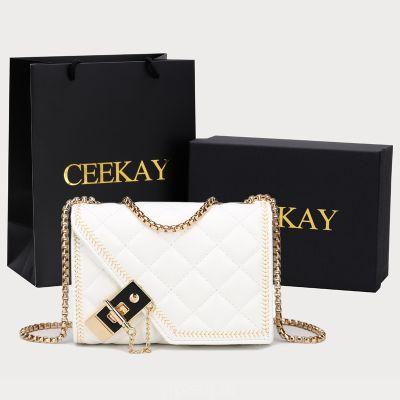Новая текстура сумки 2020 новый прилив моды дикая сеть красная женская сумка цепь одно плечо Crossbody женская сумка