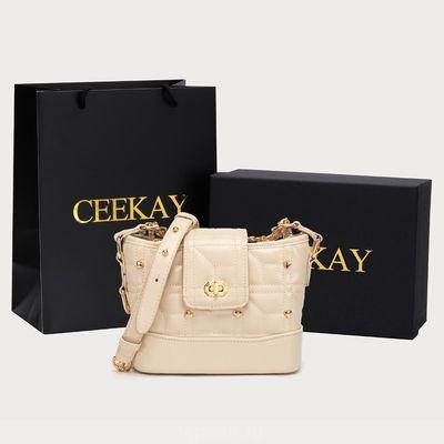 Бродячие сумки женщины 2020 поп-мода дикие чувство высокого класса причудливые женские сумки через плечо цепи сумки